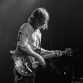 The Brian Jonestown Massacre by Dave Hudson - People Musicians & Entertainers