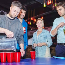 The Shoreditch Beer Pong Party