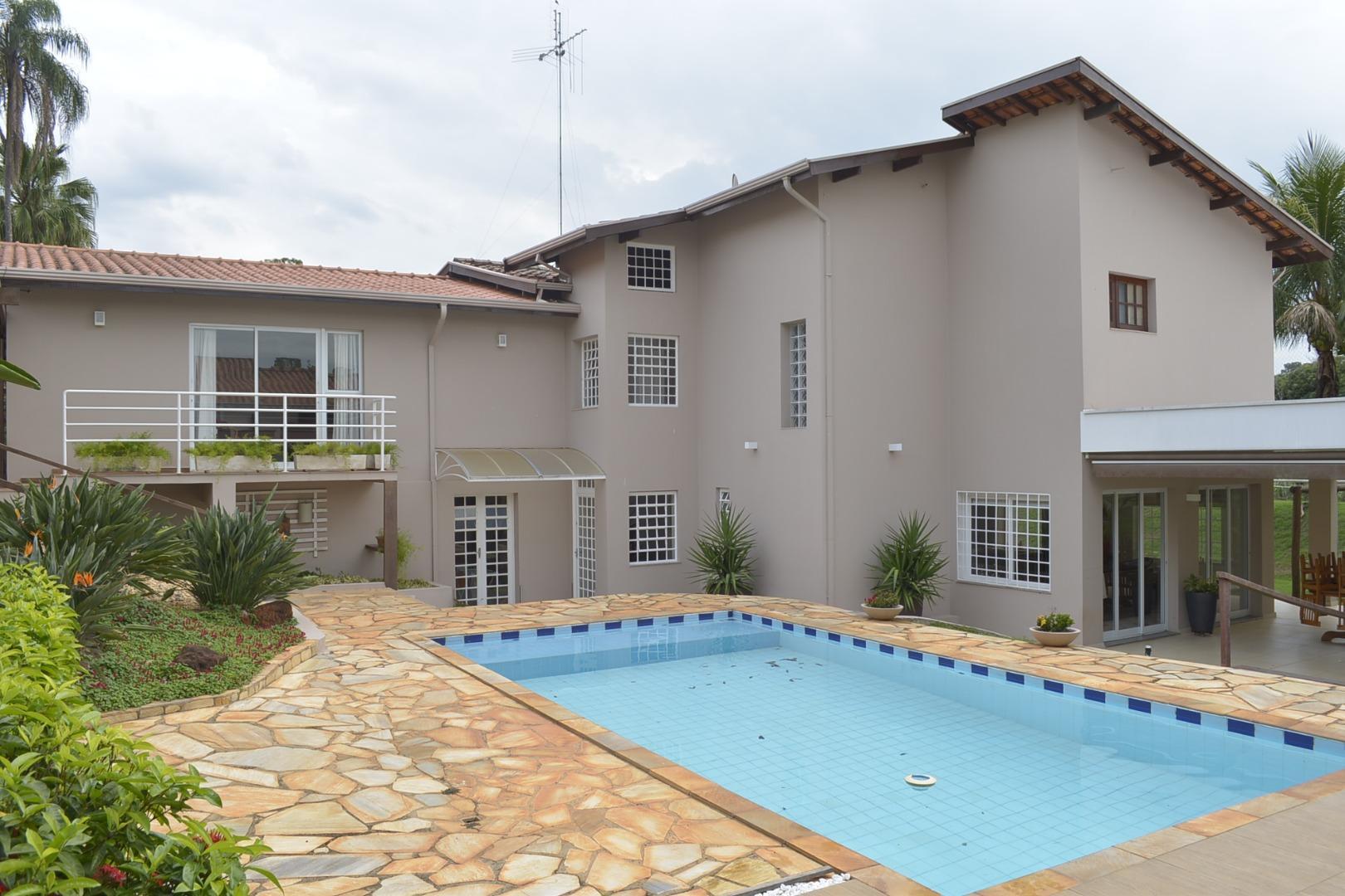 Chácara residencial à venda, Chácara Belvedere, Campinas.