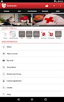 Screenshot of Earthquake -American Red Cross
