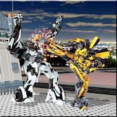 APK Game Robots War 3d for iOS