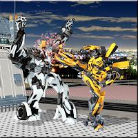 Robots War 3d For PC (Windows And Mac)