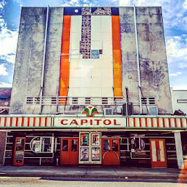 Capitol Theatre by Adam Snyder - Buildings & Architecture Other Exteriors