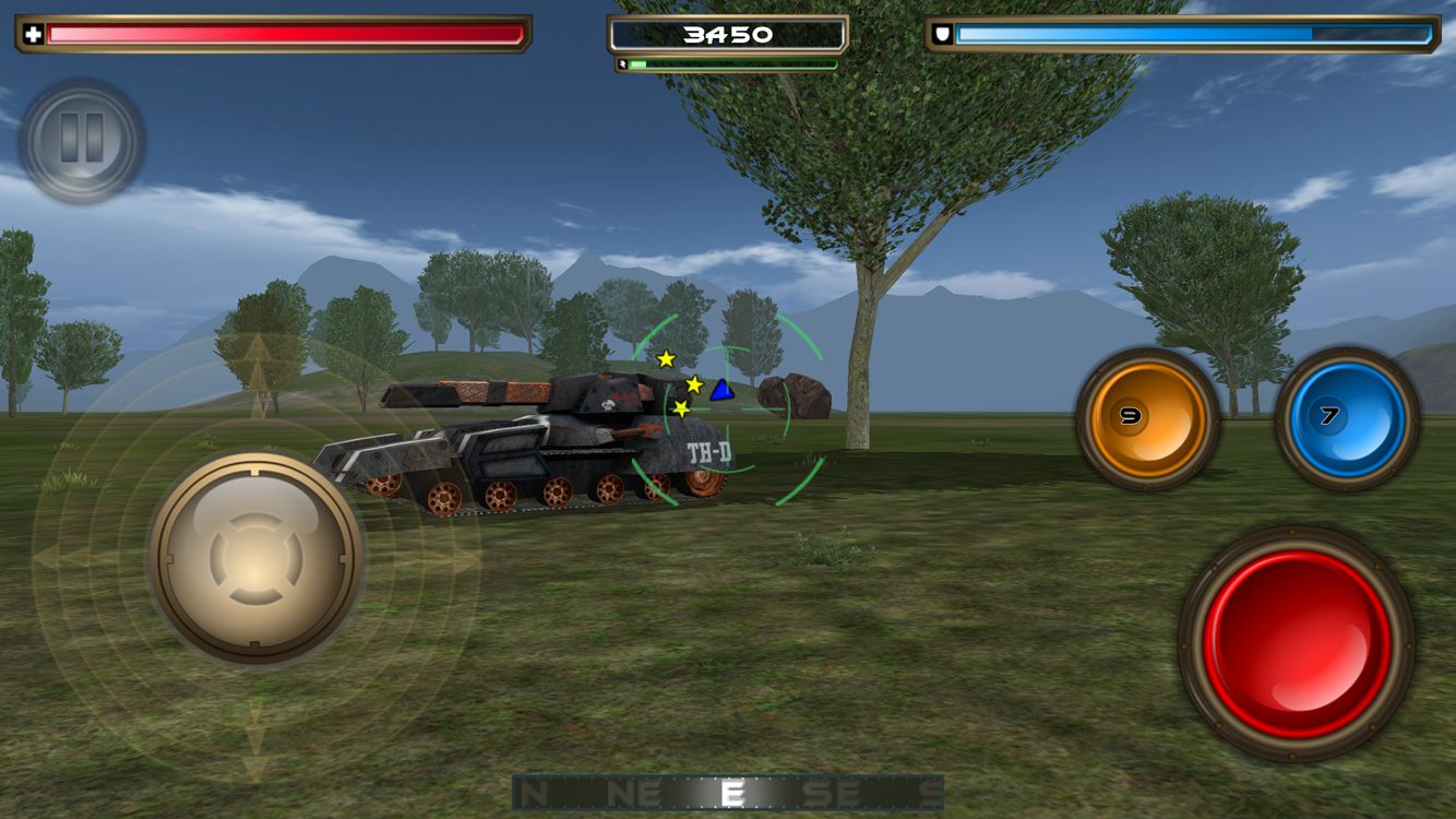 Tank Recon 2 Screenshot 9