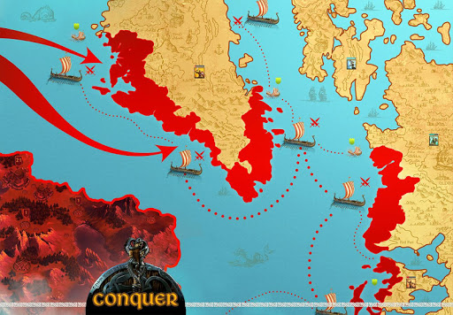 Vikings: War of Clans screenshot 6