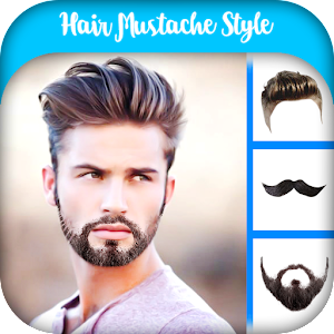 Download Man Hair Mustache Style PRO For PC Windows and Mac