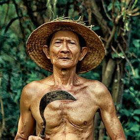 by Dexyogi Shang Serigalahitam - People Portraits of Men