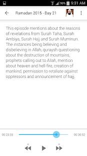 Mufti Menk Official Audio App- screenshot thumbnail