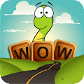Word Wow Big City: Help a Worm APK for Bluestacks
