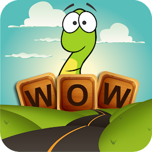 Word Wow Big City: Help a Worm Icon