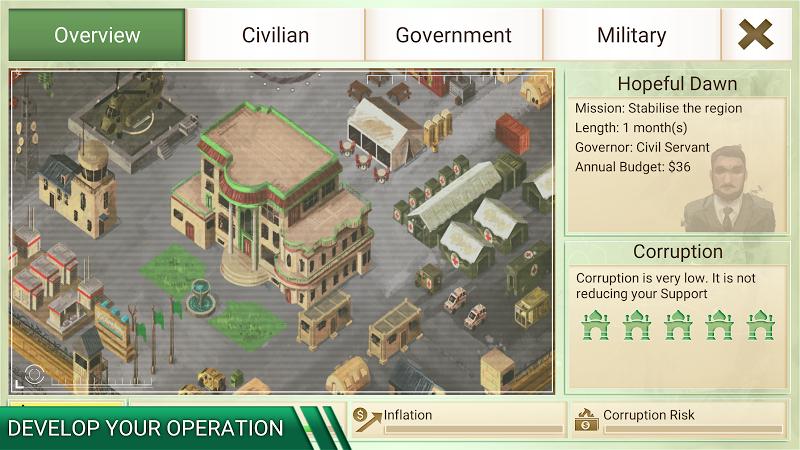 Rebel Inc. Screenshot 4