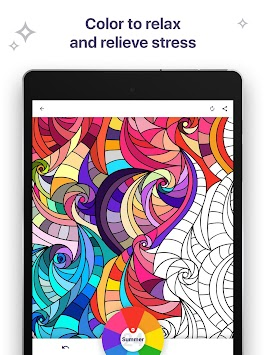 Coloring Book For Me & Mandala APK screenshot thumbnail 9
