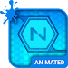 Nano Cells Animated Keyboard Icon