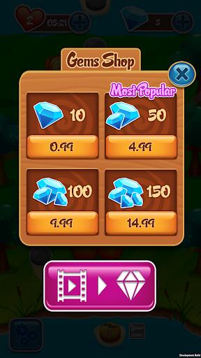 Snack 3 Match Game - screenshot