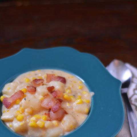 Corn Potato Chowder