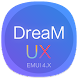 Dream-UX EMUI 4.X theme (Light and Dark) image