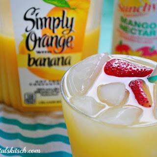 Mango Rum Drinks Banana Recipes