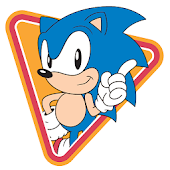 Sonic the Hedgehog Emoji Icon