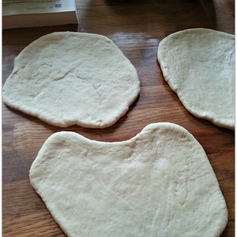 Arab Flatbread (Pita)