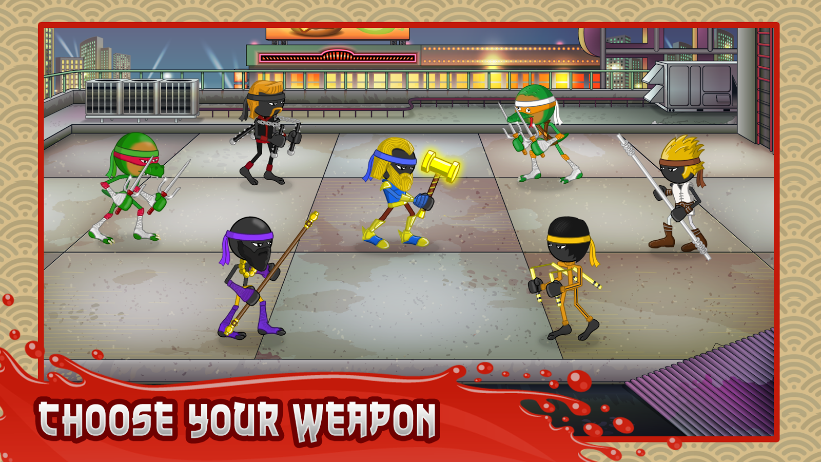 Stickninja Smash Screenshot 1
