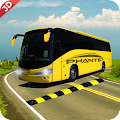 Game Offroad Mountain Bus Simulator 17 APK for Kindle