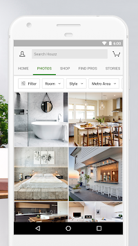 Houzz Interior Design Ideas APK screenshot thumbnail 2