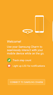 Charm by Samsung Screenshot