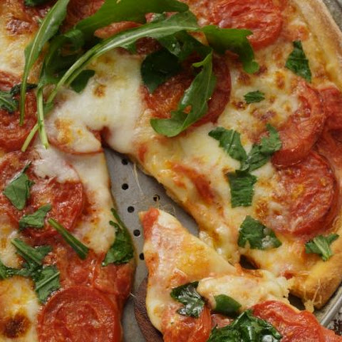 Classic Tomato and Cheese Pizza