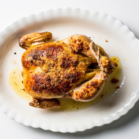 Buttery Roast Chicken