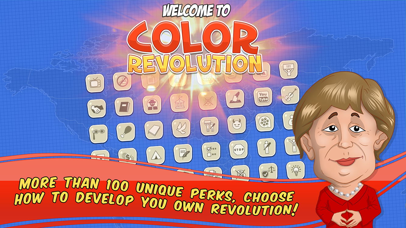 Strategy Color Revolution Screenshot 6