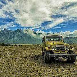 Bromo Explorer by Surya Forty-Six - Transportation Automobiles