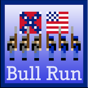 Cover art Pixel Soldiers: Bull Run