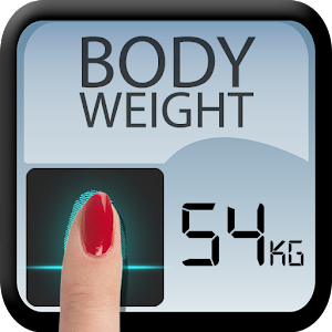 Body Weight Fingerprint Simulator For PC
