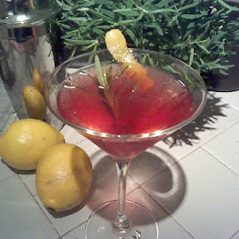 Winter Martini by Amber Miner - Food & Drink Alcohol & Drinks (  )