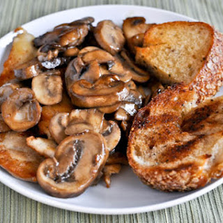 Chicken With Brown Mushroom Sauce Recipes