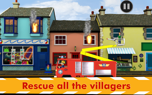 Fireman Sam - Fire and Rescue - screenshot