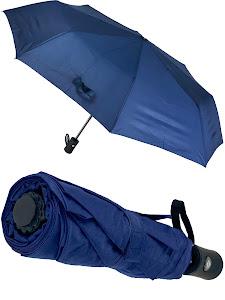 """Зонт """"Компакт M"""", синий"""