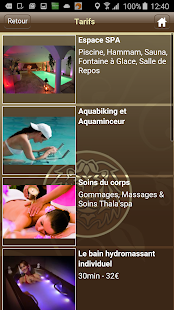 Villa Venezia Spa - screenshot