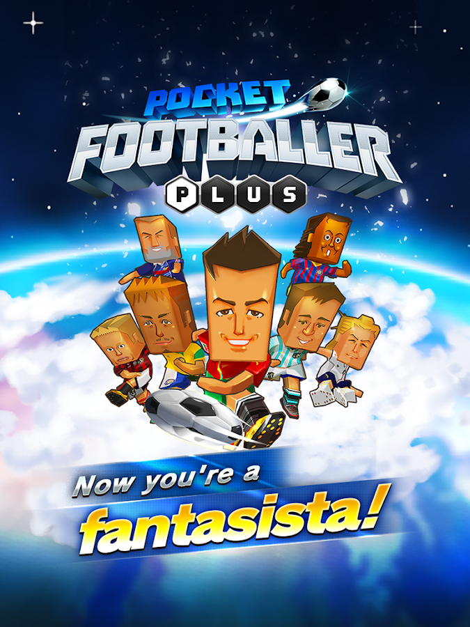 POCKET FOOTBALLER PLUS Screenshot 11