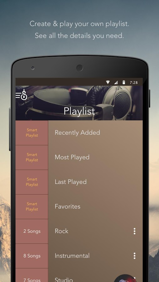 Solo Music Player Pro Screenshot 5