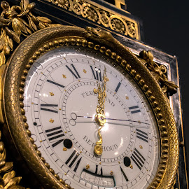 by Judy Florio - Artistic Objects Furniture ( ornate, clock, art, museum, gold, antique,  )