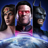 Game Injustice: Gods Among Us APK for Kindle