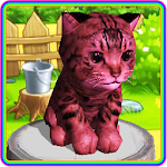 Colored Kittens ? virtual pet Icon