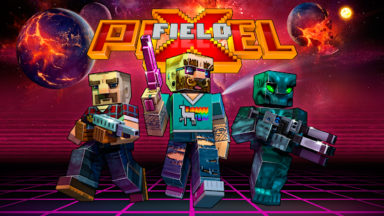 Game Pixelfield - Best FPS MOBA Strategy Game APK for Windows Phone