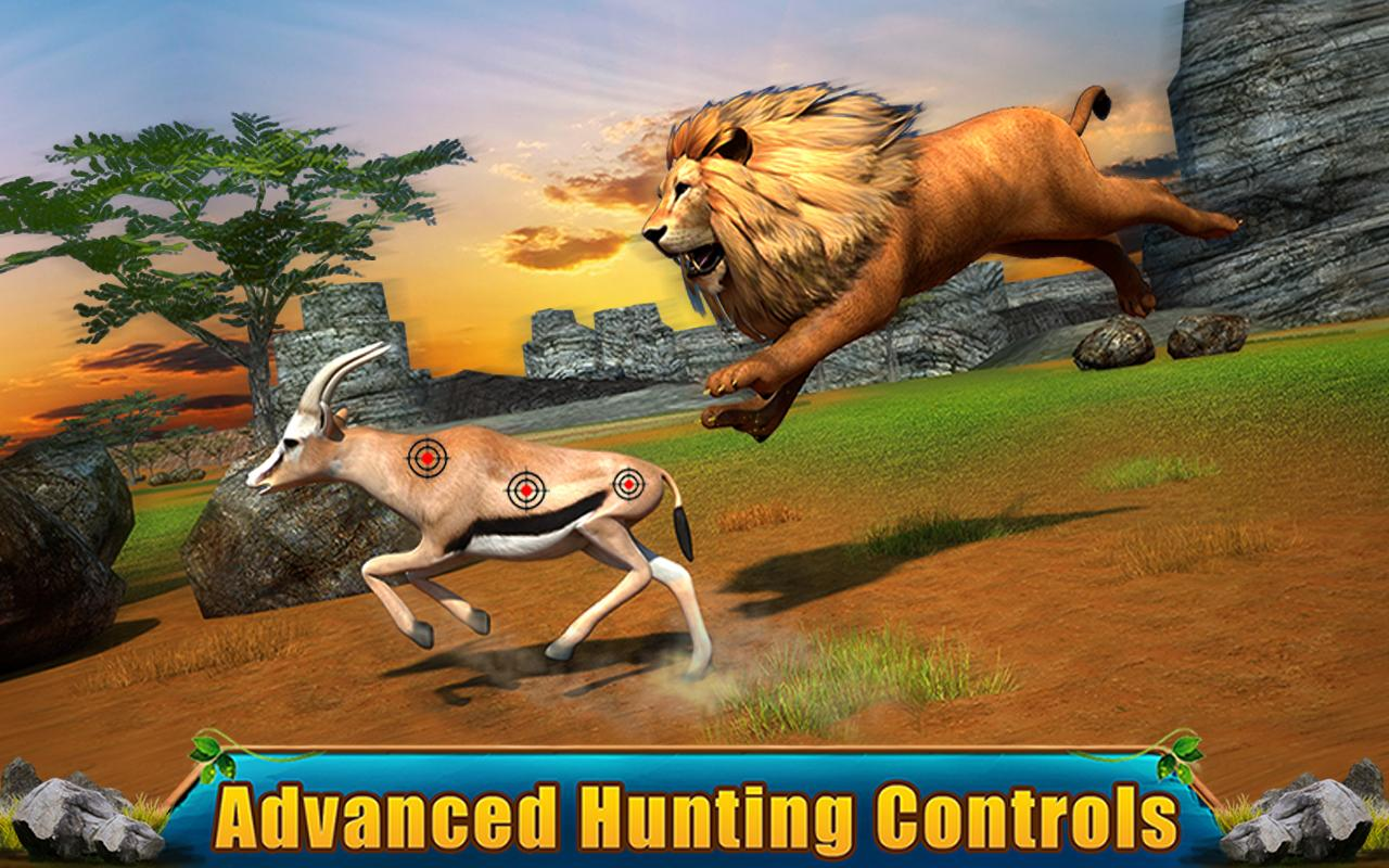 Ultimate Lion Adventure 3D Screenshot 6