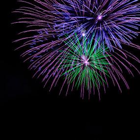 fireworks by Alh Agung - Digital Art Things