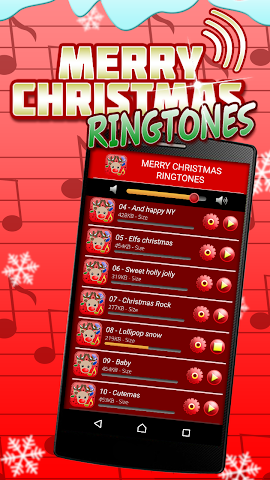 android Sonneries de Noël Screenshot 5