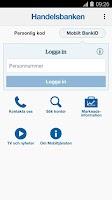 Screenshot of Handelsbanken SE – Företag
