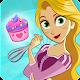 Rapunzel cupcake maker