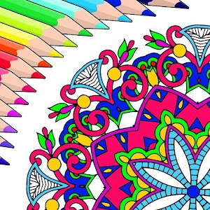 Cover art Colorfy - Coloring Book